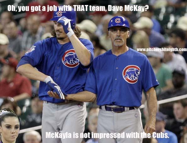 Not The News Vol XV – The McKayla Maroney Edition | Pitchers